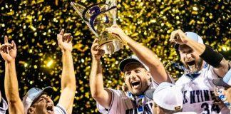 Equipo Argentino de Softball Campeón del mundo