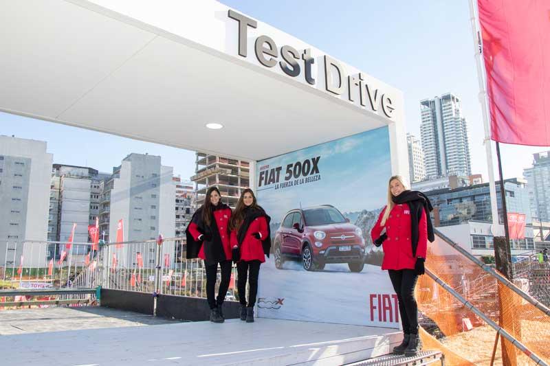 Fiat Test Drive