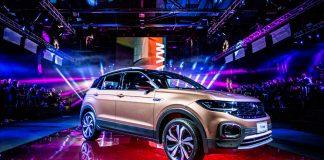 Lanzamiento Volkswagen T-Cross